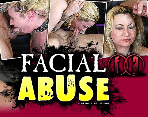 The Facial Abuse Iridal Video